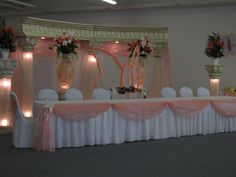 GREAT IDEA and BEAUTIFUL Have a Balloon stand at the Quinceaera