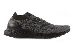 After the addition of the Ultra Boost Uncaged sneaker in a stunning red last month, adidas has announced a new edition of the shoe in all black.