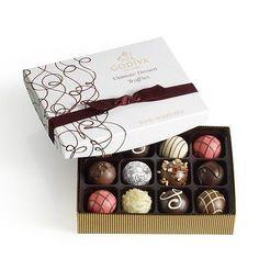 Basket Chocolate Gift