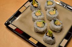 Posts About Gluten Free Sushi Written By Garden Of