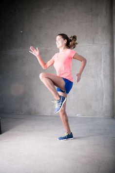 Fit in 4 Minuten! Tabata-Workout #HighKnees #Tabata #fitin4min
