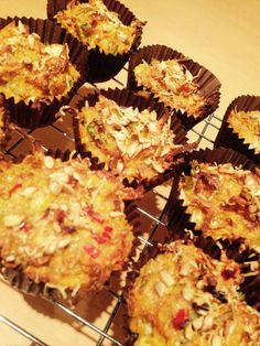 Jamie Oliver sweet potato, chilli and cheese muffins! #healthybaking #eatclean #nutrition