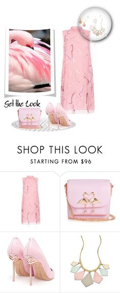 """Get The Look"" by leanne-mcclean ❤ liked on Polyvore featuring Emilio Pucci, Sophia Webster and Shlomit Ofir"