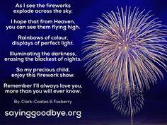 #Babyloss #Fireworks