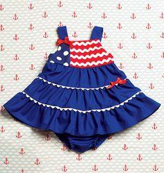 K3996 | Baby Dresses and Panties | Babies | Kwik Sew Patterns