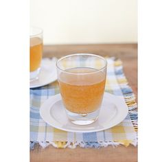 Sparkling Peach Punch - Taste and Tell