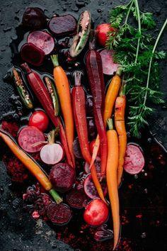 Hibiscus Jalapeño Quick Pickled Veggies (Artful Desperado)