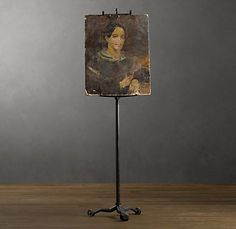 """artist's """"easels"""" are great for display...can't have enough easels!!<3"""