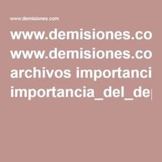 www.demisiones.com archivos importancia_del_deporte.pdf