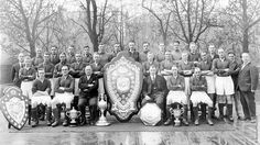 Arsenal win their first league title A year after tasting glory for the first time in the 1930 FA Cup Final, Arsenal continued their meteoric rise with their first league title. And they did it in style. Herbert Chapman's team was blessed with an irresistible front line of Jack Lambert, David Jack and Cliff Bastin and opposition defences simply had no answer to their combined talents. Lambert scored 38 goals in 34 matches, Jack 31 in 35 and Bastin 28 from 42.