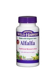 Oregon's Wild Harvest Alfalfa - effective way to increase vitamin k levels while nursing