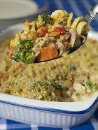 Recipe - Tuna Pasta Casserole