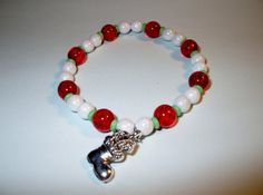 Hey, I found this really awesome Etsy listing at https://www.etsy.com/listing/169659522/christmas-bracelet