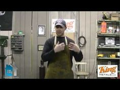 MIG Welding Basics: How to prevent 'blow through' when welding thin sheets of metal. Shop all welding supplies and metals at www.kingmetals.com today! Don't forget to like us on facebook at http://www.facebook.com/KingArchMetals