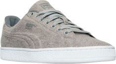 1a58dc4d991 Men s Puma Basket Classic Embossed Wool Casual Shoes
