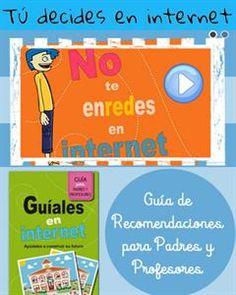 Guías para fomentar la #seguridad en Internet en menores de la AEPD #MenoresEnInternet #netiqueta