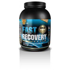 Bebida Recuperadora FAST RECOVERY Gold Nutrition 1Kg Cola