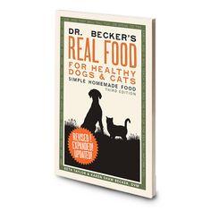 Dr. Becker's Pet Cookbook | Simple Homemade Food for Pets - Mercola.com