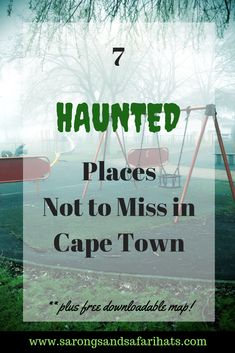 Here are 7 'haunted' spots in Cape Town with old ghost stories and spooky tales attached to them. There is also a map included if you are planning on visiting Cape Town and want to.drive past them! Haunted Houses, Haunted Places, Abandoned Places, Cape Town South Africa, Table Mountain, Ghost Stories, Africa Travel, Cute Couples, Stuff To Do