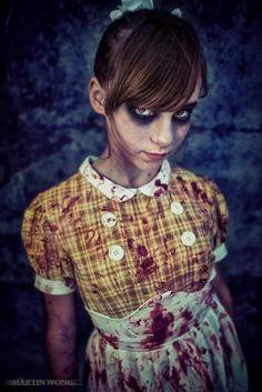 BioShock - Little Sister by MartinWongArts.deviantart.com