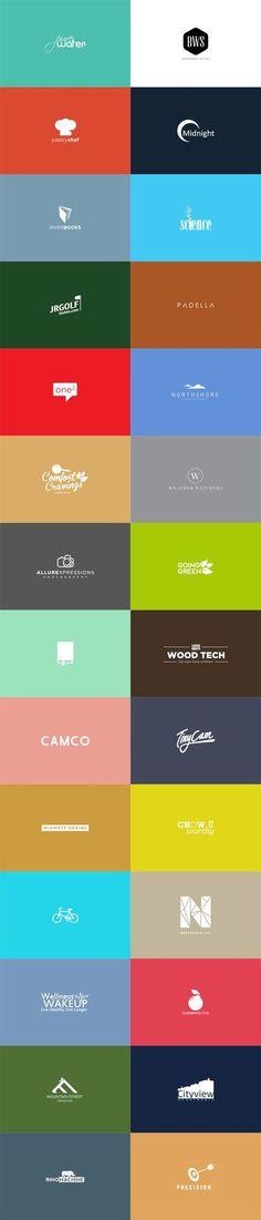 LogoFolio no.1 by Brandon Williams   az.BlockColors/Grads/Textetures