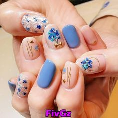 40 Classy Nail Art Ideas For Spring 2020 - Trending Fashion Style 40 Classy Nail Art Ideas For Sprin Classy Nail Art, Elegant Nail Art, Korean Nail Art, Korean Nails, Cute Nails, Pretty Nails, Beauty Nail, Beauty Makeup, Nailart