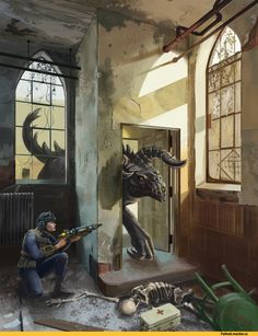 Fallout,фаллаут приколы,фэндомы,Fallout 4,Fallout art,deathclaw,Fallout существа,Fallout монстры, Fallout мутанты,,XGingerWR