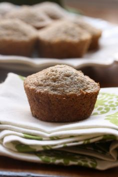 (Original board: I Want to Cook That) Quinoa Muffins.  Made these and totally enjoyed them!  The quinoa inside is a fun texture.  I added extra spices such as allspice, ginger, and nutmeg.