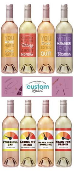 Funny and unique gift ideas for those people that are just so hard to shop for. Get inspired with these unique and creative products and DIY projects. Unique Mothers Day Gifts, Unique Gifts, Best Gifts, Handmade Gifts, Gifts For Coworkers, Gifts For Friends, Custom Beer Labels, Creative Products, Funny Gifts