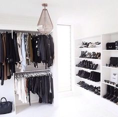 Even huge walk-in closets can often seem smaller when they are cluttered. One way to open up to save space and time. From easier ways to get ready in the morning to ways that you can turn a small closet into a huge storage area, you can find everything you need to organize your home and your life.