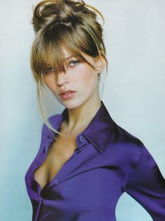 Anything Kate Moss related is ♥
