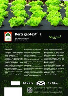 meggátolja a gyom növekedését elnyeli a napsugarakat, így gátolja a gyomok növekedését kiváló víz- és légáteresztõ csökkenti a víz elpárolgását, így a talaj megtartja nedvességétmég a száraz idõszakokban is ellenáll az UV-sugaraknak, a fagyok idején nem repedezik kiváló zöldség- és gyümölcstermesztéshez, talajtakaráshoz(dekorációs fakéreg, kövek alá) alkalmazható kert- és parképítéshez, közterületeken ésautópályák mentén fekete textília – …