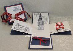 Geldgeschenke - Magic Box Reise nach London England Großbrittanien - ein Designerstück von majas-C-ards bei DaWanda