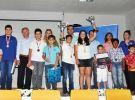 Zeka oyunları turnuvası şampiyonları ödüllendirildi