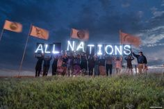 It is unnerving and instructive to be in a place where you are welcome, but have no social capital...the Pipeline Fight looms, but the spirit of the camp is one of a growing gathering...The flow of the camp is focused on the cyclical, ceremonial rhythm of welcoming its brethren. That was the important work.