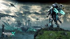 Xenoblade Chronicles X releases on Dec. 4 exclusively for the Nintendo Wii U and it's easily the best Wii U game of Nintendo Switch, Nissan Sentra, Xenoblade X, Canvas Poster, Poster Prints, Monolith Soft, Wii U Games, Video Game Posters, Video Games
