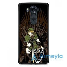 Game Of Thrones Winter Is Coming Map LG V20 Case | armeyla.com