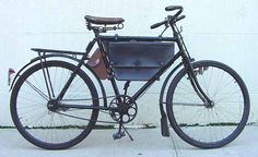 Bike Works NYC-Collections-Swiss Army roaster bicycle