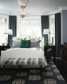 Master Bedroom Dilemma: Carpet vs. Wood