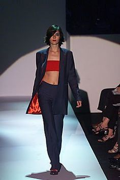 Tommy Hilfiger Spring 2000 Ready-to-Wear Fashion Show Collection