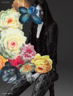 10 Magazine Fall 2011: Dolce & Gabbana - Fashion | Popbee