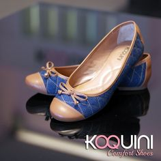 Sapatilha mega conforto na moda #jeans você vai amar 😍 #koquini #comfortshoes #euquero Compre Online: http://koqu.in/23w8PVn