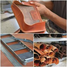 grafea the making of-leathercraft bags