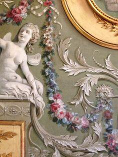 Studiolo di Palazzo Barolo, Torino. ITALIA
