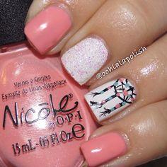 Instagram photo by oohlalapolish  #nail #nails #nailart