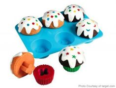 Smart Snacks Sorting Shapes Cupcakes, $14.99 | Best Toddler Toys - Parenting.com