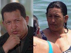 ´Doble´ De Hugo Chávez Es Sensación En Redes Sociales