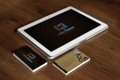 Criação de Logotipo e Cartão de Visitas Personalizado - Alex Palmer Eventos