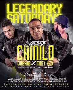 Parrilla Latina Parrilla Latina Bronx - VIP, Birthday Packages and Bottle…