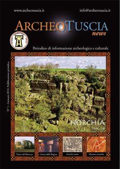 Rivista di approfondimento archeo culturale sulla civiltà etrusca,formato pdf